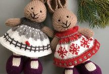 Knit and Crochet: Toys