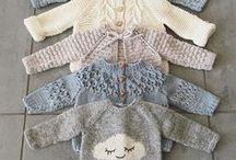 Knit and Crochet: Sweaters
