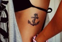 tattos / by Dilara Çolpan
