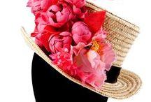 Hats ~ Flowers