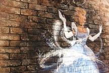 Street Art / by Nathalie F.