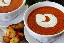 Savory Soups & Breads