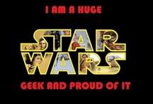 Star Wars Geek / by Mary Schubert
