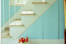 stairways & doorways / by Megan Kishpaugh