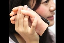 Crazy mobile phone covers / A collection of weird and wacky phone covers
