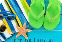 Summer Fun / All things summer :: fun activities, refreshing food and drinks, vacation tips, bucket lists