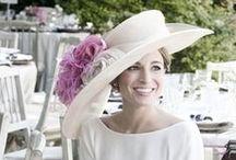 Hats ~ Sinamay