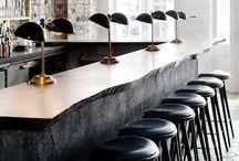 rustic bars
