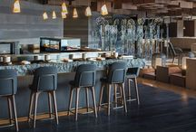 Refined bars & restaurants