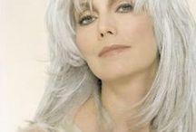 Gray hair / by Diane Hinkle