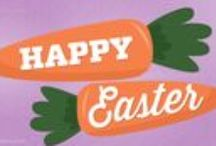 Easter Facebook Timeline Covers / Unique Easter Timeline Covers