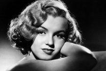 Marilyn Monroe / by Leslie Cimakasky
