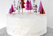 Desserts: Cake and Pie