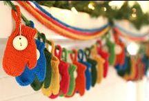 Christmas: Advent Calendar / by Rachel Stephens