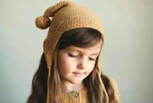 Miou Kids Knitted Hats / Miou Kids hats for children and babies are hand-knitted with eco-friendly baby alpaca wool. www.mioukids.com