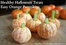 healthy, gluten and sugar free halloween ideas