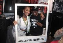 FOOTASYLUM x Student Lock-in 2014 / We toured across the whole of the country to party hard with this year's freshers. Here is a round up of all the #CHECKYOURSHELFIE madness