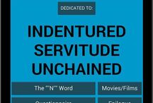 """""""Indentured Servitude Unchained"""" / Our App Link in Google Play Store!!!  Check out """"Indentured Servitude Unchained""""  https://play.google.com/store/apps/details?id=servitude.indentured.unchained"""