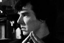 Sherlockian / Pictures of Benedict Cumberbatch as Sherlock and in his other roles.  I don't pin paparazzi pics or memes. I'm always looking for something new and I often make images myself.