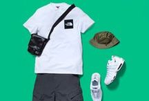 FOOTASYLUM x Festivals / Get the raving-in-a-field look down with our festival inspired gear and pics.