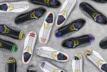 Footasylum x adidas Superstar Supershell / Introducing the Superstar Supershell project curated by Pharrell Williams. The collection sees artists from around the globe bring their unique style to the Superstar's toecap.  Lands August 7th 08.00 BST / by Footasylum