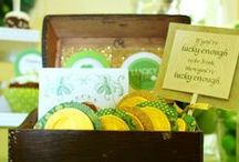 Holiday Inspiration / St. Patrick's Day, 100th Day of School ... fun ideas for the smaller holidays.