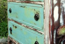 FURNITURE, FURNITURE, FURNITURE!! / Painted, Handmade, Up-cycled, Re-covered and How-to's and painting ideas!  / by Holly Brooks