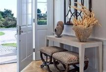Foyers, Stairs and Hall Ideas / by Tabitha Keese