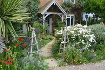 Inspiring Stylish Gardens / Fabulous Gardens