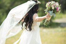wedding cork board - the bride / by Mich De Guzman