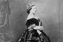 Queen Victoria & the Victorian Era / The Victorian era was associated with the reign of Queen Victoria (ruled from 1837-1901) over the British Empire. It was (and still is) the longest reign on the throne in all of British history.