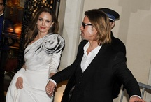 Hollywood's Royal Family / Brad Pitt & Angelina Jolie