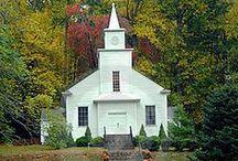 Churches / by Roberta Stadtmiller