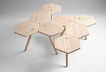 Furniture · Table / Mobiliario: Butaca / by fresia herhuay