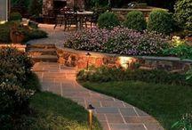 Yardwork for My Husband / Garden / by Megan Kintzel