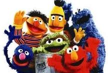 Remember Sesame Street? / by Ranny 💞