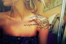 Tattoos  / by Olivia Pitcock