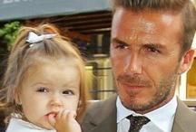 Harper Seven / Harper Seven Beckham, cute little baby