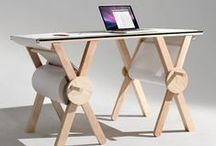 Furniture · Desk / by fresia herhuay