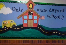 Classroom Doors and Bulletin Boards