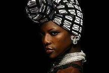 African Fashion / by Khya Art
