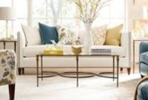 Formal Living Room (Cuz I have one now, lol) / by Tabitha Keese