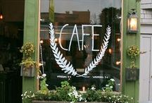 Keeping Shop / Ideas for setting the look & display for your business, store window, stage, etc. / by A Storybook Life