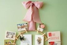 Christmas / Crafts, Gifts, Ideas for our Christmas.
