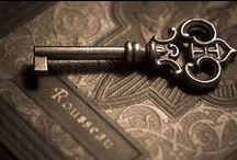 Lock & Key / by Sarah Rice