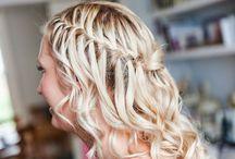 Wedding Hair Plaits & Braids / Braid and plaits used in wedding hair styles