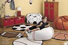 Cayson's play room / by Jamie Kimbrell