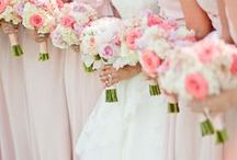 Pretty In Pink! / Our favorite pink items for the girly and chic bride!