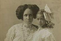 Vintage Mother & Child