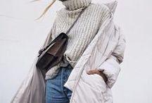 p u f f e r c o a t s / Trendthema: Puffercoat! Wie könnte man diese fluffigen und endlich (!) mal wärmenden Key-Pieces für den Winter auch nicht lieben?